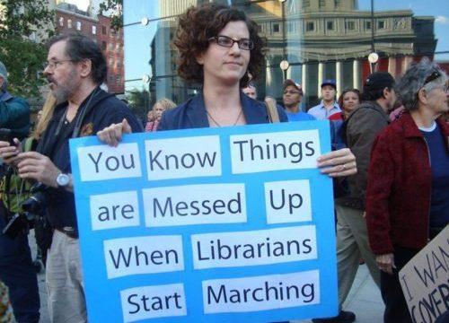 Libraries Solidarity